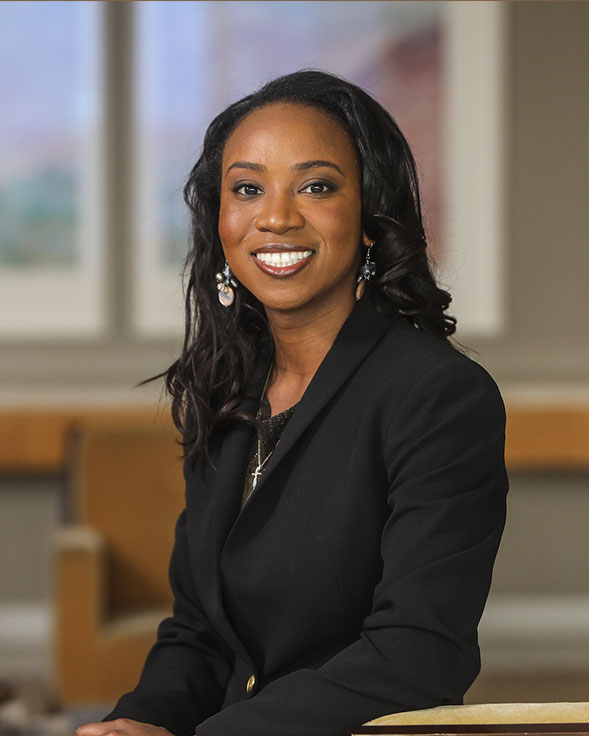 Baltimore Lawyer Saidah Grimes